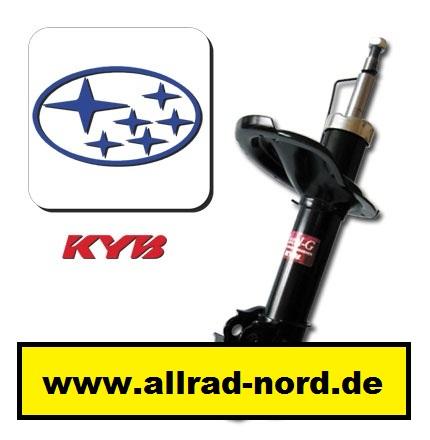 Subaru Forester ab 2002 - Stoßdämpfer KYB für Hintere Achse - 1 Paar