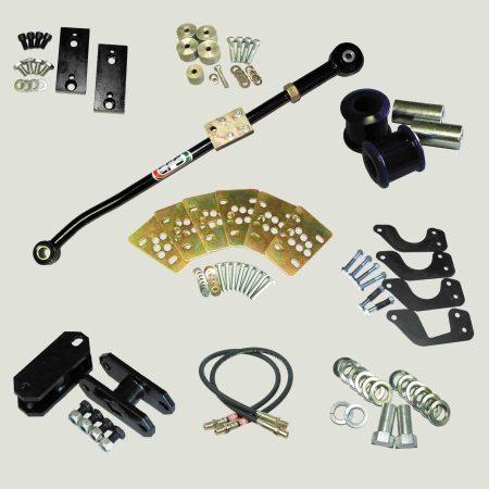 EFS4wd Fahrwerkskomponenten