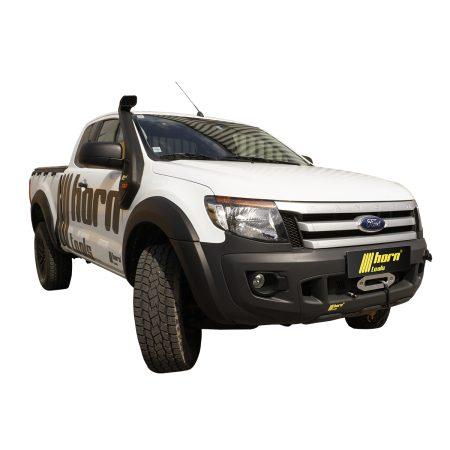 Seilwindensystem Alpha 9.9 für Ford Ranger 4,3to Zugkraft horntools Seilwinde 12V