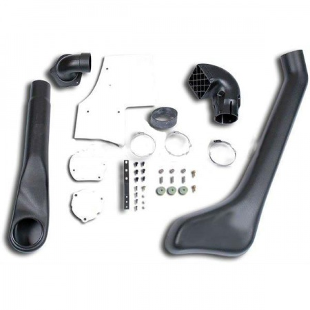 Nissan Patrol Y61 ab 09.2004 - 2011 - Air Snake Schnorchel Kit - SNY61D